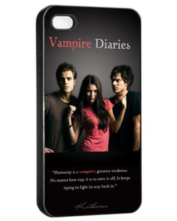 Vampire Diaries iPhone 4 / 4S Hard Case