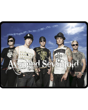 Avenged Sevenfold A7X fleece blanket