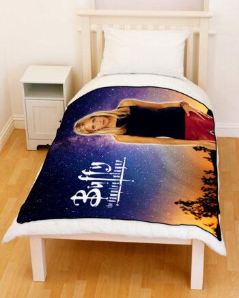 Buffy The Vampire Slayer Fleece Throw Blanket