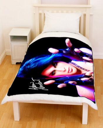 Adam Lambert Fleece Throw Blanket