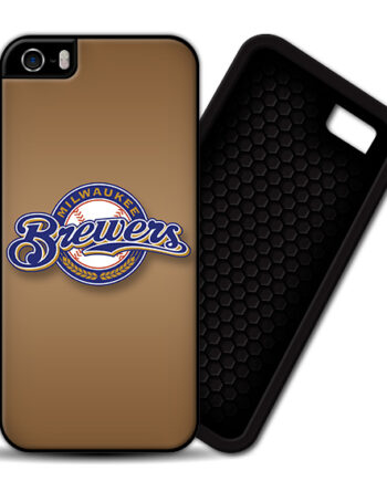Milwaukee Brewers iPhone 5 / 5S Case Cover