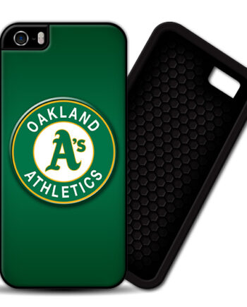 Oakland Athletics iPhone 5 / 5S Case Cover