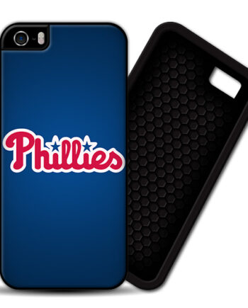 Philadelphia Phillies iPhone 5 / 5S Case Cover