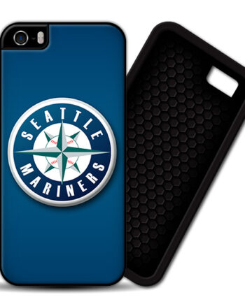 Seattle Mariners iPhone 5 / 5S Case Cover