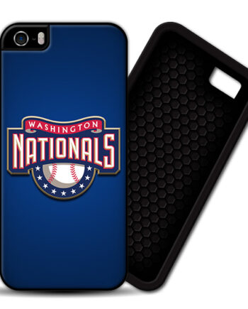 Washington Nationals iPhone 5 / 5S Case Cover