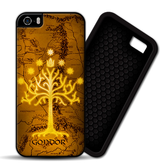 white tree of GOndor iphone case