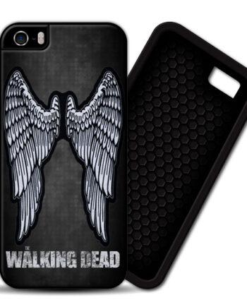 iphone walking dead wings daryl dixon iphone case