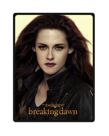 twilight breaking dawn bella throw fleece blanket