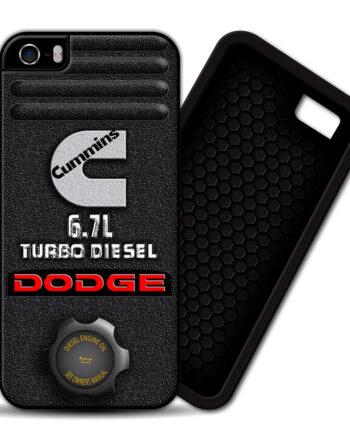 dodge cummins turbo diesel iPhone 4 4s 5 5s case cover