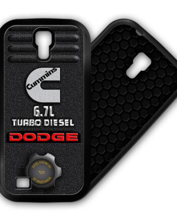 dodge turbo diesel cummins samsung galaxy s4 s5 case cover