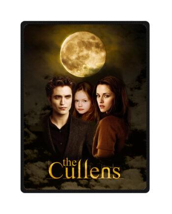 Twilight Edward Bella Renesmee Cullen Throw Fleece Blanket