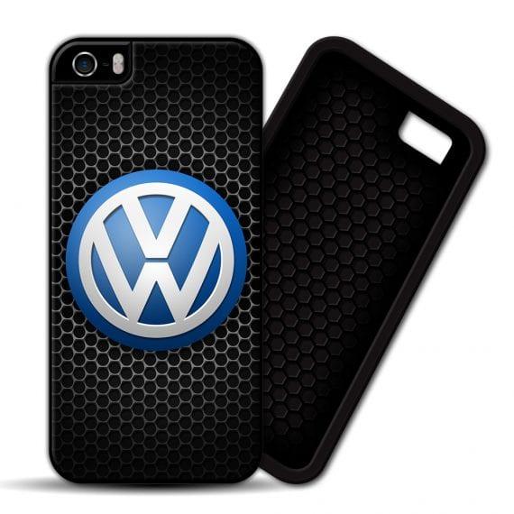 vw volkswagen steel grid iPhone 4 4s 5 5s case cover