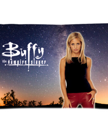 buffy the vampire slayer pillow case cover