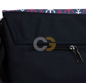creativgoods custom messenger bag