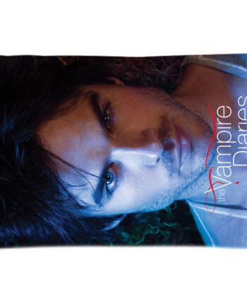 damon salvatore vampire diaries pillow case cover