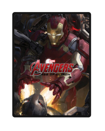 avengers age of ultron throw fleece blanket1