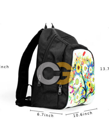 creativgoods custom casual backpack