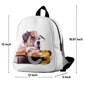 creativgoods custom school bag