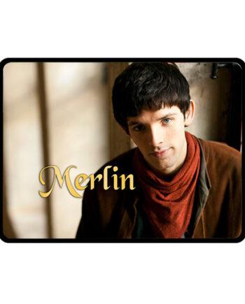 merlin throw fleece blanket