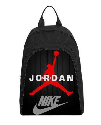 michael jordan chicago bulls casual backpack