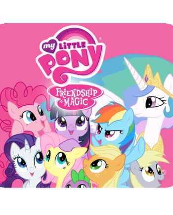 my little pony friendship is magic mousepad
