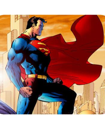 superheroes superman mousepad