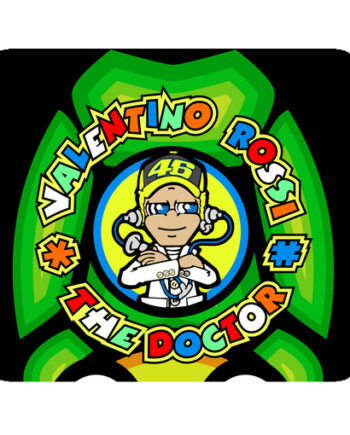 valentino rossi the doctor mousepad