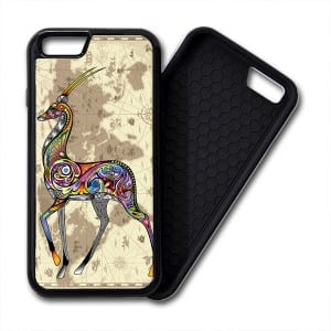 Antelope World Map iPhone PREMIUM CASE COVER-iPhone-case-cover