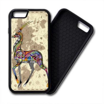 Antelope World Map iPhone PREMIUM CASE COVER