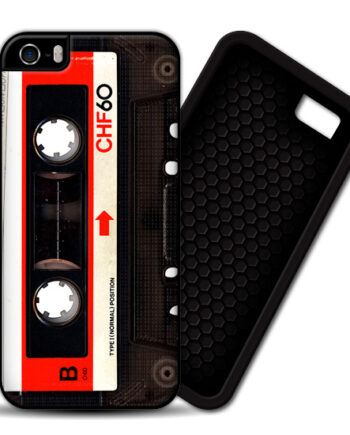 Casette Tape Vintage iPhone 5 / 5S PREMIUM CASE COVER