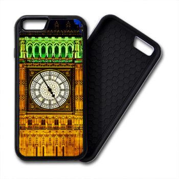 London Big Ben Clock iPhone PREMIUM CASE COVER