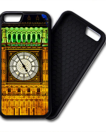 London Big Ben Clock iPhone PREMIUM CASE COVER