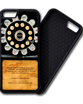 Pay Phone Telephone Vintage iPhone 6 / 6 Plus PREMIUM CASE COVER