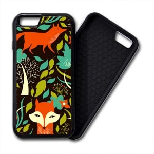 Red Fox Firefox iPhone PREMIUM CASE COVER