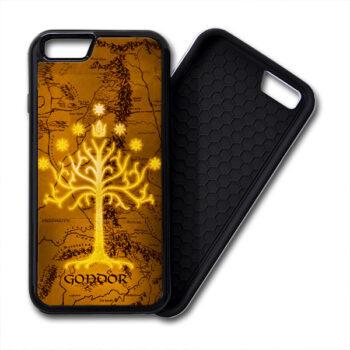 White Tree of Gondor LOTR Inspired iPhone PREMIUM CASE COVER