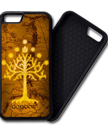 White Tree of Gondor LOTR Inspired iPhone PREMIUM CASE COVER