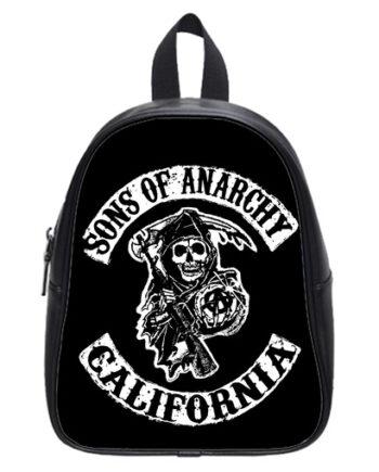 Sons of Anarchy California School Bag 1910c80694d93