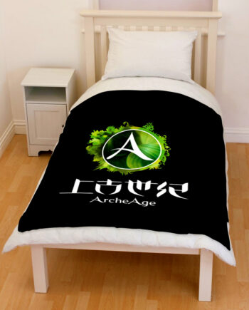 archeage bedding throw fleece blanket