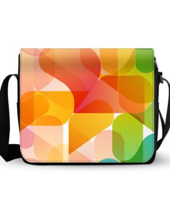 abstract background for design messenger BAG