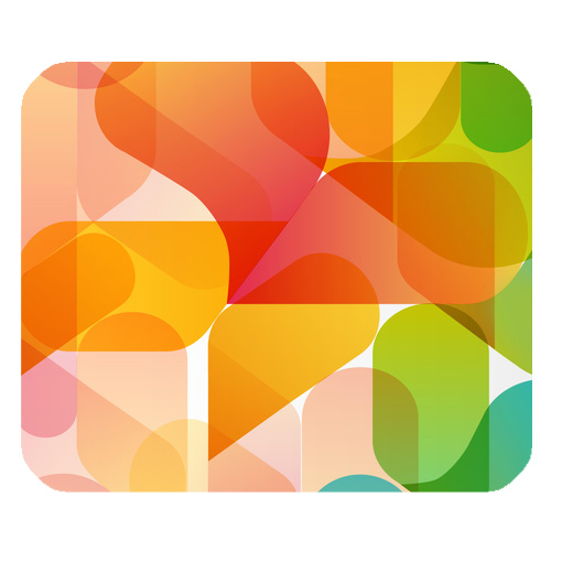 abstract background design mousepad