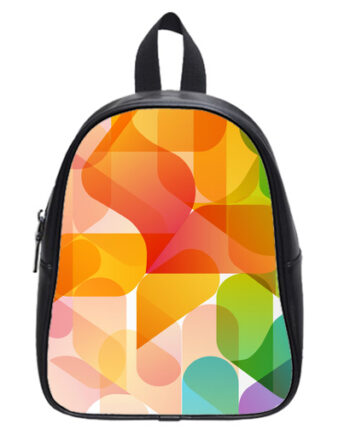 abstract background for design school bag