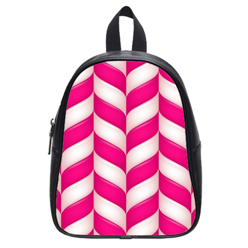abstract candies schoo bag