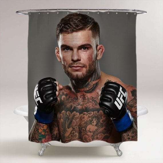 UFC Cody Garbrandt Bathroom Shower Curtain