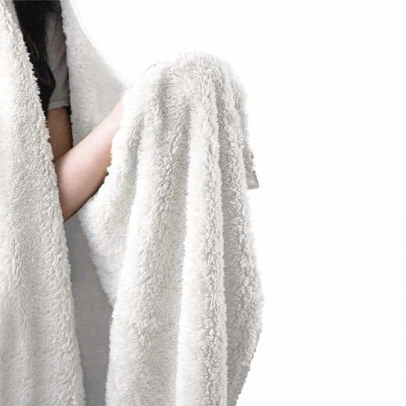 creativgoods hooded blanket