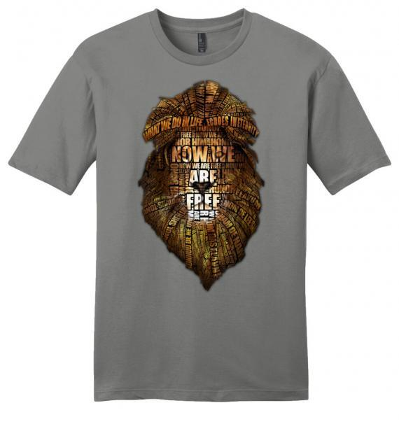 gladiator movie now we are free grey unisex shirt