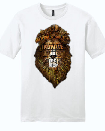 gladiator movie now we are free white unisex shirt