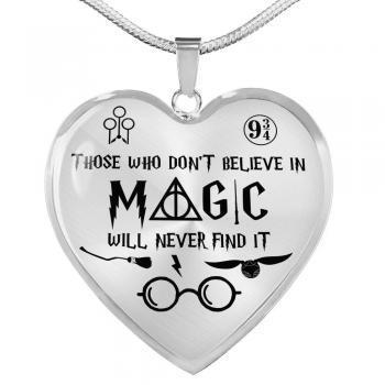 magic harry potter necklace