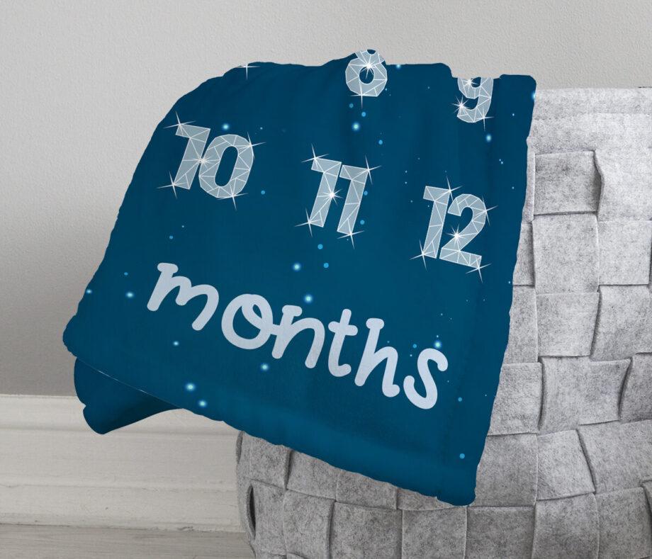 star constellation milestone blanket 2