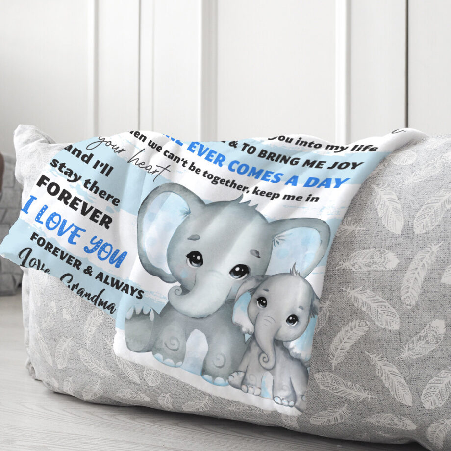 to my grandson elephant from grandma 4